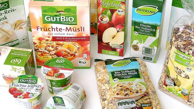 29 Bio Produkte vom Discounter im Test ÖKO TEST