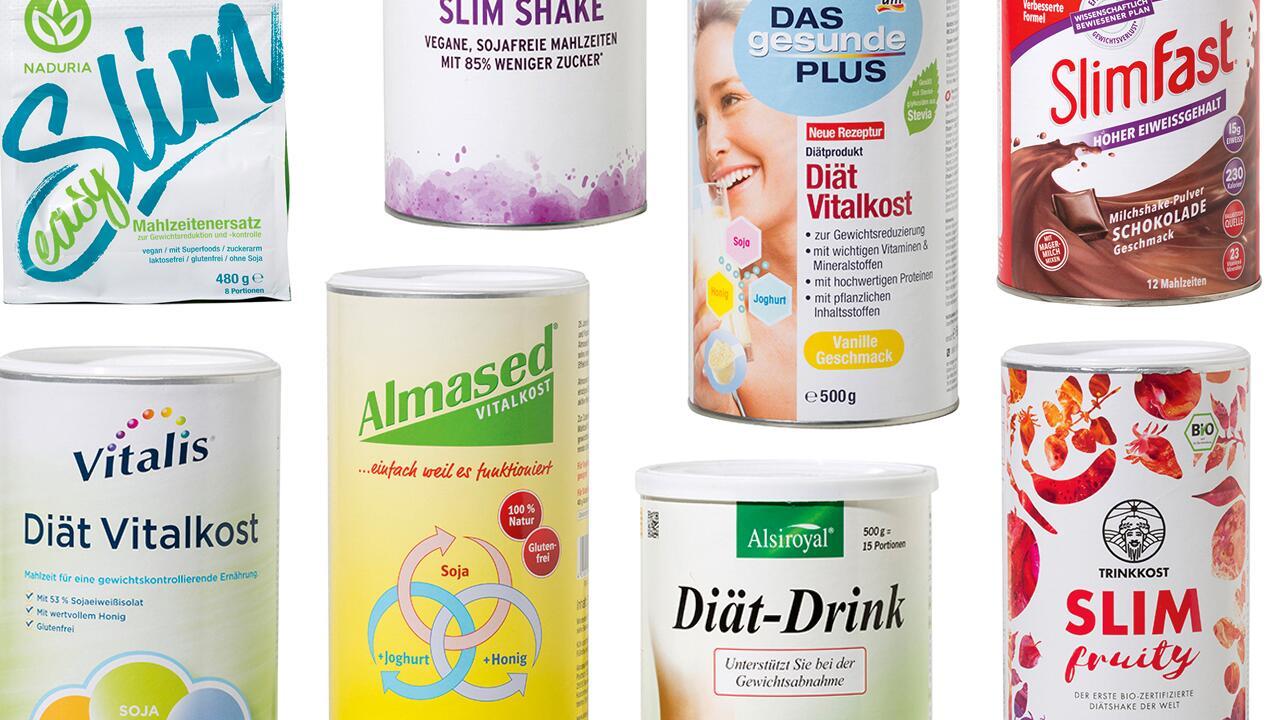 FKK-Produkte zur Gewichtsreduktion