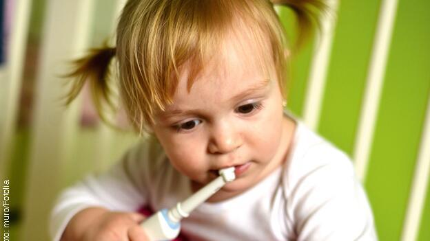 Elektrische Kinder Zahnbursten Im Test Saubere Zahne Dank Schall Und Rotation Oko Test