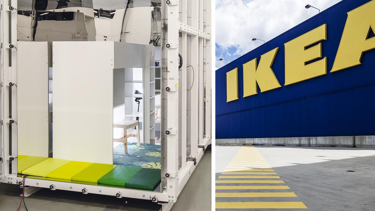 Ikea Kinderzimmer Im Test Wie Stark Kinderbett Co Die