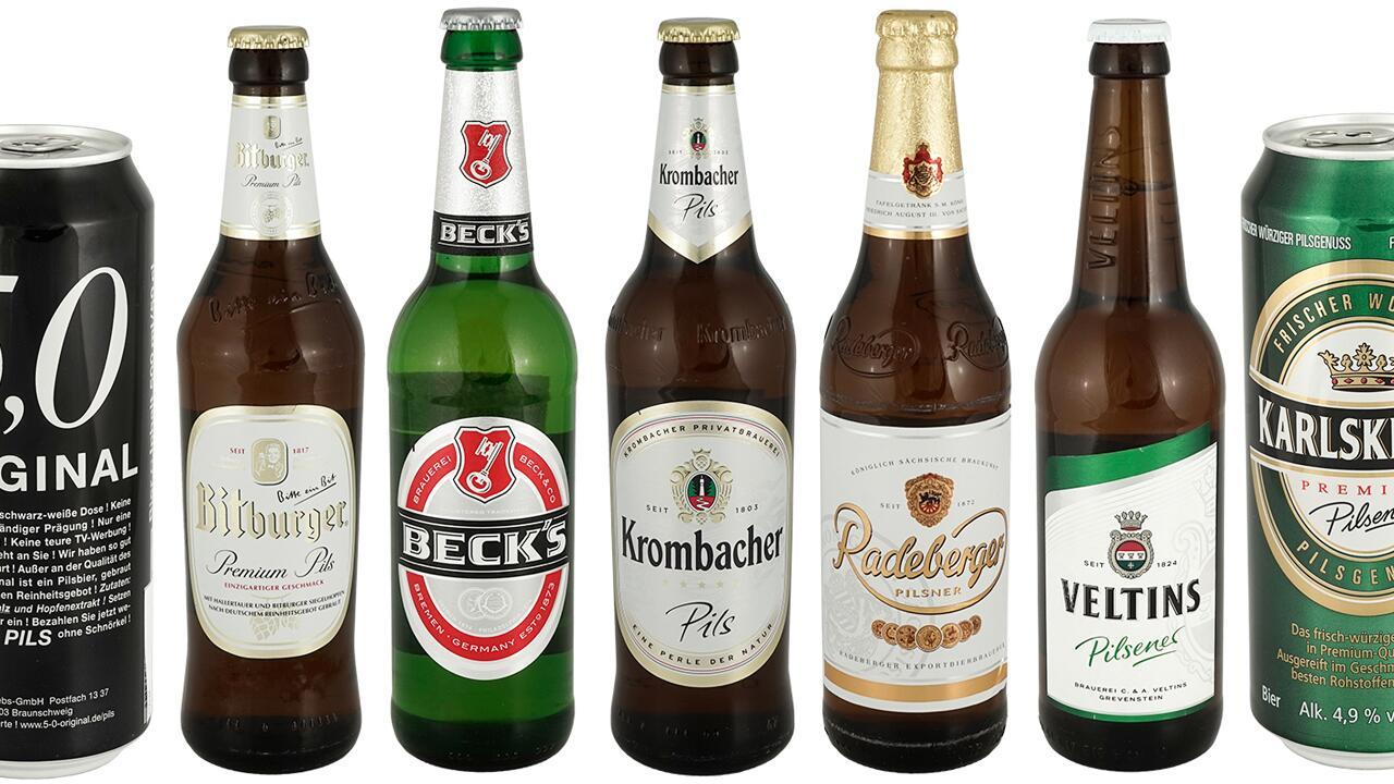 Bier-Test: Glyphosat-Reste in jedem dritten Pils - ÖKO-TEST