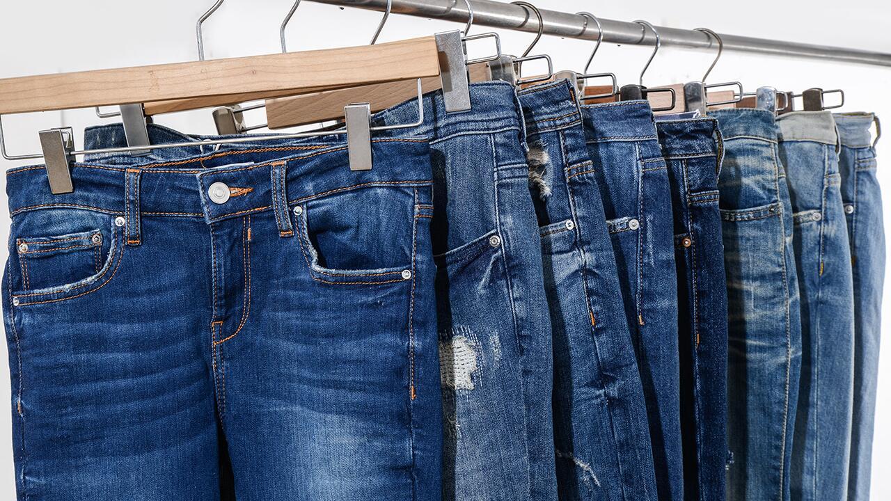 Ohne was drunter jeans Kann man