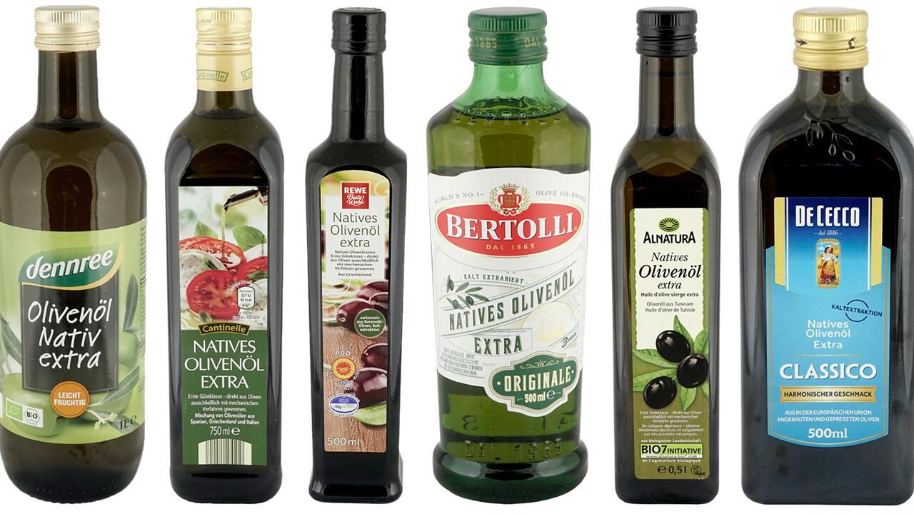 best prices amazing selection lowest discount Olivenöl-Test: Knapp jedes zweite mit Mineralöl belastet ...