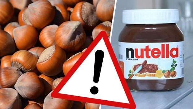 Pestizid in Nutella-Nüssen?