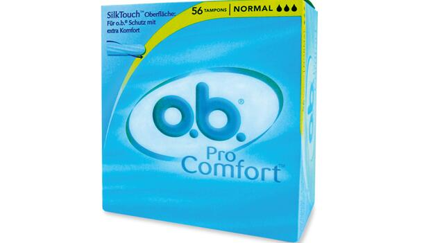 Reaktionen: Johnson & Johnson o.b. Pro Comfort Tampons Normal