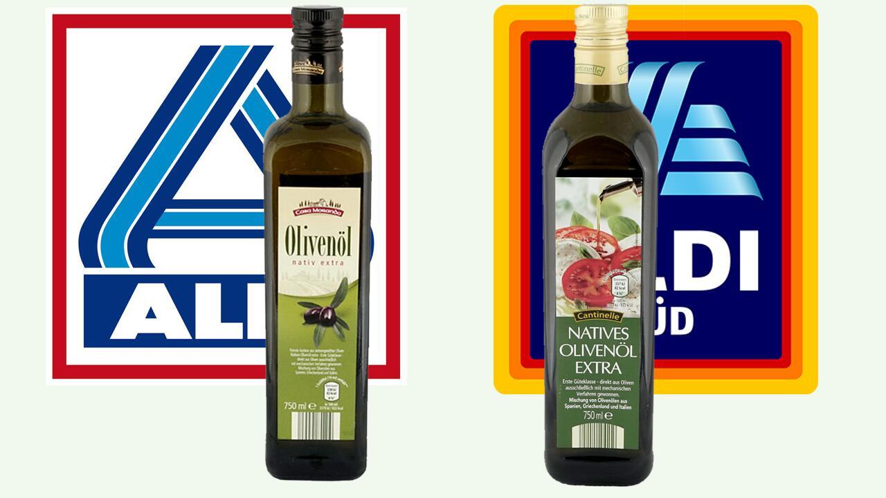Olivenöl Test Aldi