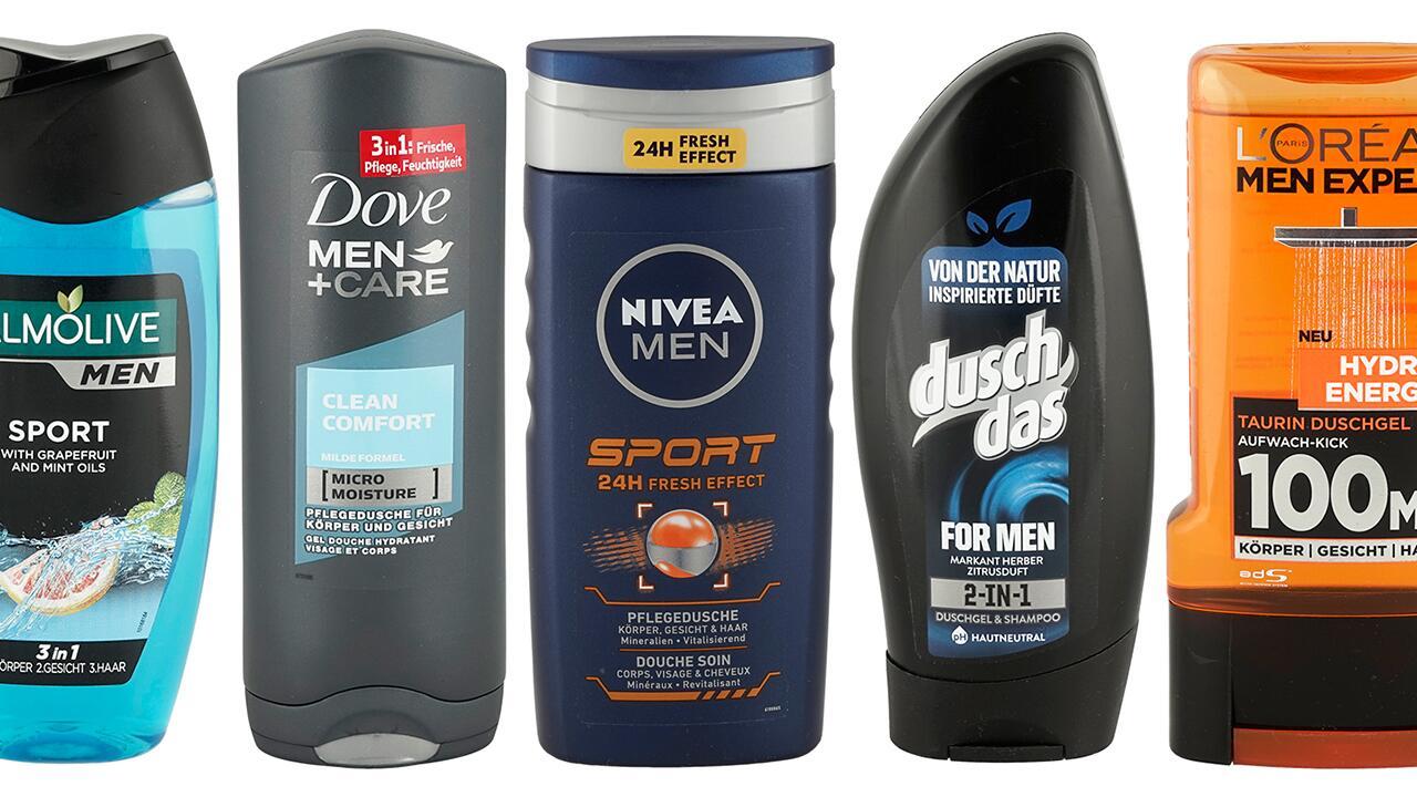 adidas duschgel herren test