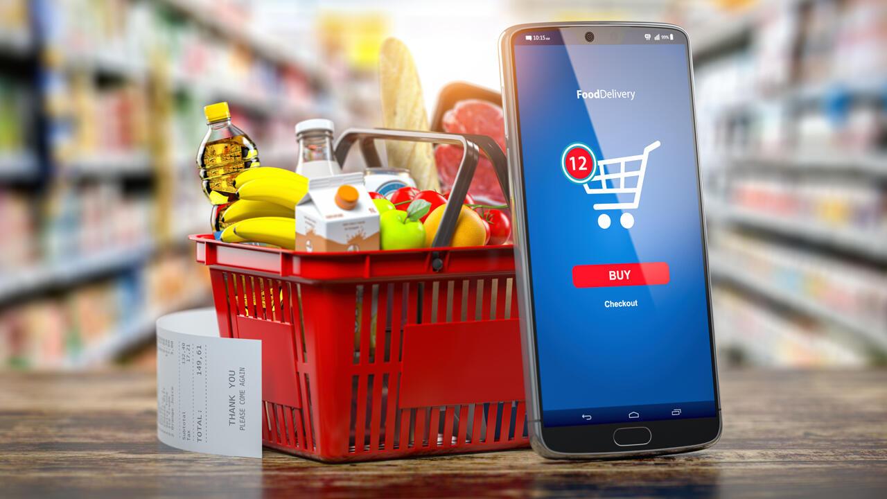 lebensmittel online bestellen: 8 online-supermärkte im