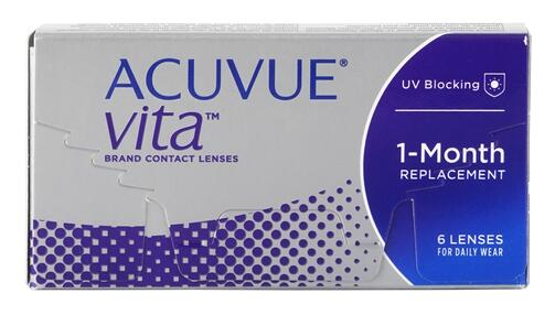 Acuvue Vita 1-Month Replacement, -2,00 dpt