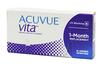 Acuvue Vita 1-Month Replacement, -3,00 dpt