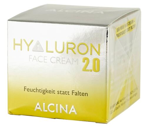 Alcina Hyaluron Face Cream 2.0