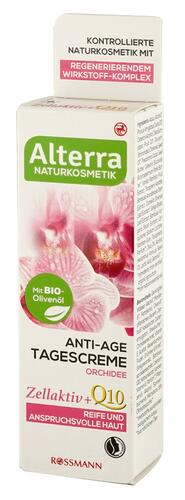 Alterra Anti-Age Tagescreme Orchidee