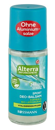 Alterra Sport Deo-Balsam, Roll-On