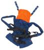 Amazonas Babytrage Smart Carrier Nemo, blau/orange
