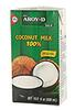 Aroy-D Coconut Milk 100%