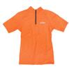 Asics Inner Muscle 1/2 Zip Top Men, shocking orange