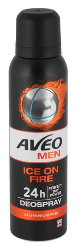 Aveo Men Ice on Fire Deospray