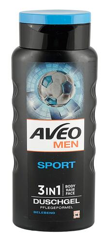 Aveo Men Sport 3 in 1 Duschgel