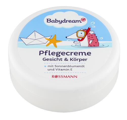 Babydream Pflegecreme