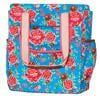Basil Bloom Shopper, Diva Blue