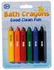 Bath Crayons Good Clean Fun, 6 Badefarbstifte