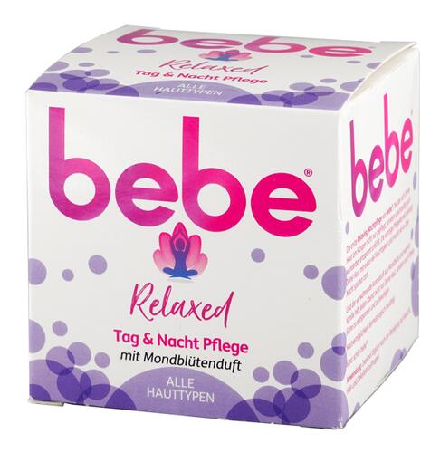 Bebe Relaxed Tag & Nacht Pflege