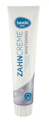 Bevola Dental Zahncreme Whitening