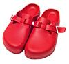 Birkenstock Boston EVA, rot