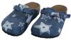 Birkenstock Boston Kinder Vintage Stars Blue