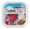 Cachet Select saftiges Ragout mit Forelle in Sauce