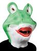 Carnival & Party Frosch