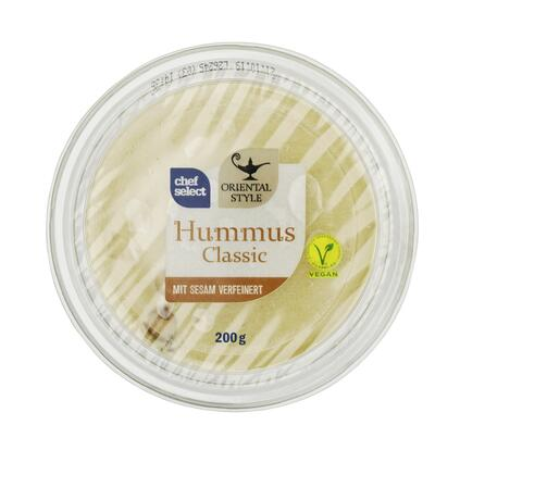 Chef Select Hummus Classic
