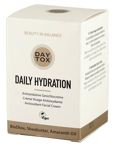 Day Tox Daily Hydration Antioxidative Gesichtscreme