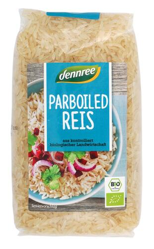 Dennree Parboiled Reis