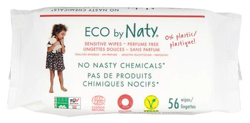 Eco by Naty Sensitive Wipes