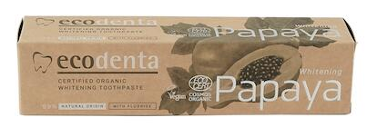 Ecodenta Papaya Whitening Toothpaste