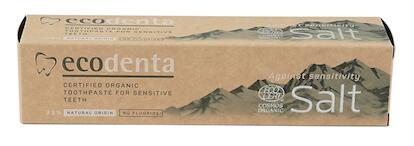 Ecodenta Salt Toothpaste for Sensitive Teeth