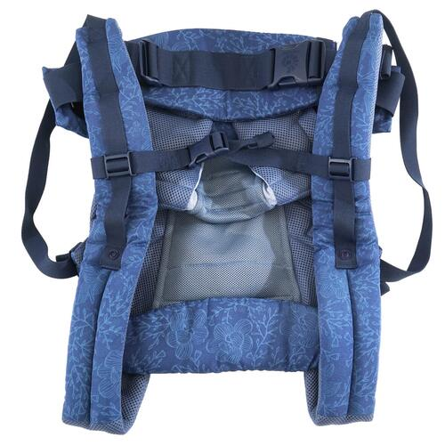 Ergobaby Adapt Carrier, Blue Blooms