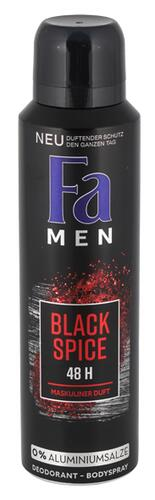 Fa Men Black Spice 48H Deodorant-Bodyspray