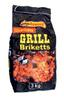 Favorit Qualitäts Grill Briketts