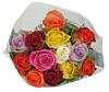 Flower Stores Rosen 40 cm Fairtrade 13er Bund