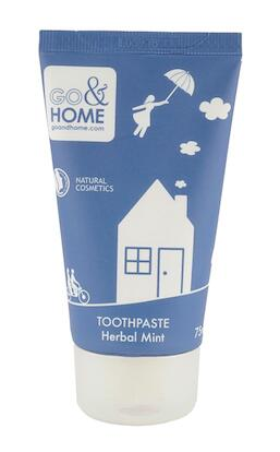 Go & Home Toothpaste Herbal Mint