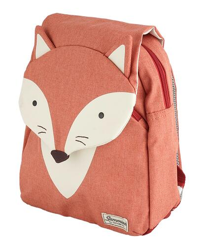 Happy Sammies Backpack S, Fox William