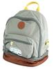 Lässig Mini Backpack Adventure Bus, olive