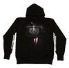 "LeFloid ""Kill Your Television"" Hoodie, schwarz"