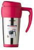 Leifheit Hot & Cool Isolierbecher, pink