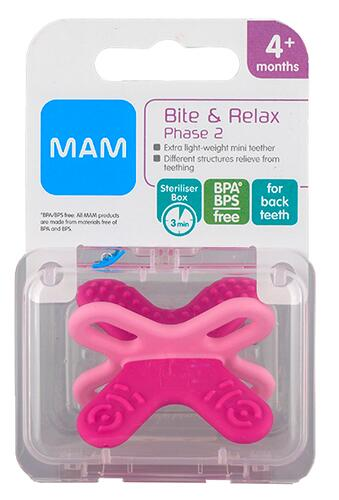 Mam Bite & Relax Phase 2 Mini Teether
