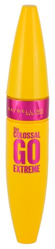 Maybelline The Colossal Go Extreme Mascara, very black