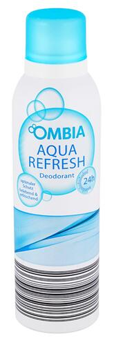 Ombia Aqua Refresh Deodorant, Spray