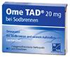 Ome TAD 20 mg bei Sodbrennen